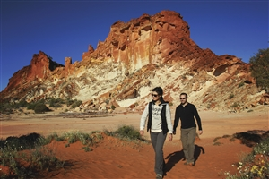 5 day Discover the Red Centre