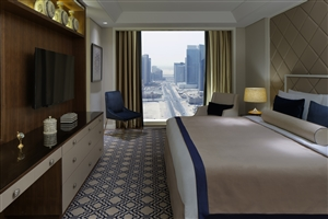 Luxury Burj View Suite