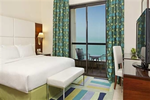 King Studio Sea View Room