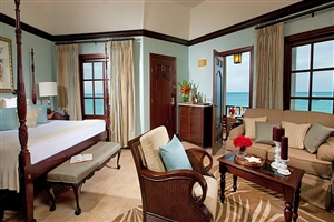 Caribbean Honeymoon Beachfront Butler Suite
