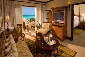 Mediterranean Honeymoon Romeo & Juliet Oceanview Penthouse One Bedroom Butler Suite