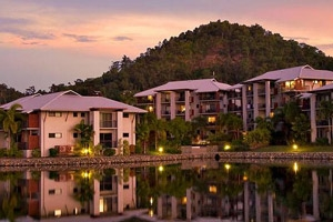 Blue Lagoon Resort, Trinity Beach