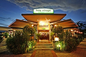Bay Village Tropical Retreat