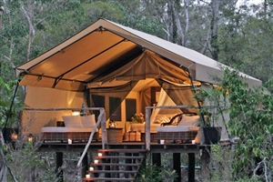Paperbark Camp, Jervis Bay