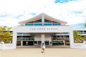 Lord Byron, Byron Bay