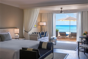 Beachfront Junior Suite