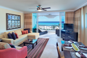 One Bedroom Ocean Front Suite