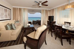 Two Bedroom Ocean Front Suite