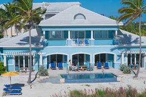 Royal Estate Two Storey One Bedroom Beachfront Butler Villa Suite