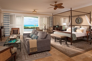 Beachfront Oversized Walkout Butler Villa Suite