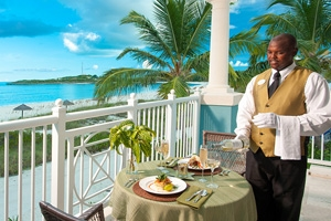 Beachfront Honeymoon Butler Villa Suite