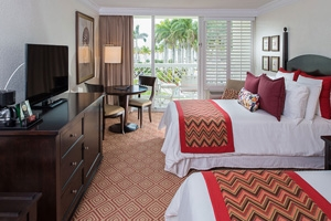 Deluxe Oceanview Room