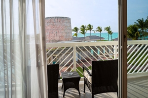 Presidential Oceanview One Bedroom Suite