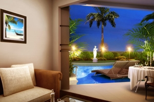 Windsor Honeymoon Hideaway Swim-Up Crystal Lagoon Zen Butler Suite