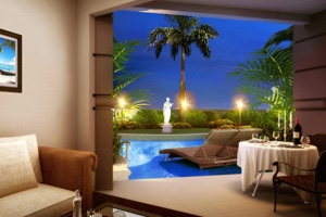 Windsor Honeymoon Hideaway Swim-Up Crystal Lagoon Zen One Bedroom Butler Suite