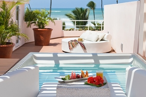 Excellence Club Honeymoon Suite With Rooftop Terrace