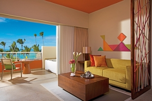 Xhale Club Junior Suite Ocean View
