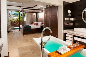 South Seas Honeymoon One Bedroom Butler Suite With Private Pool Sanctuary
