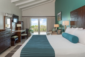 Oleander Oceanview Suite