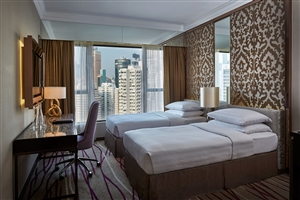Dorsett Wanchai, Hong Kong (formerly The Cosmopolitan Hotel)