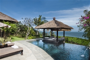 Two Bedroom Ocean Front Villa