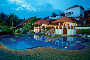 The Travencore Heritage, Kovalam