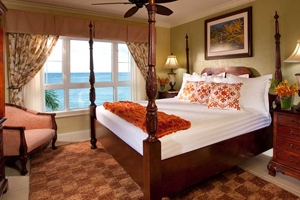 Honeymoon Beachfront One Bedroom Butler Suite