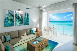 Italian Beachfront One Bedroom Butler Suite