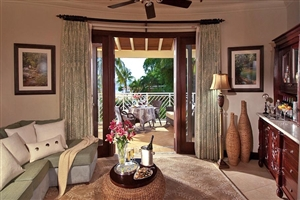 Millionaire Honeymoon Oceanview Penthouse One Bedroom Butler Suite