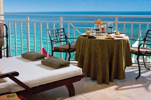 Riviera Beachfront One Bedroom Butler Suite