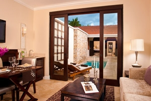 Butler Village Honeymoon Romeo & Juliet Sanctuary One Bedroom Villa Suite With Private Pool