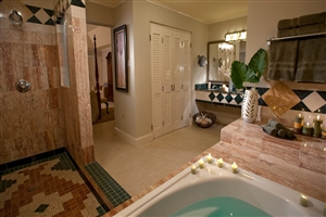 Beachfront Romeo & Juliet One Bedroom Butler Villa Suite With Outdoor Tranquility Soaking Tub