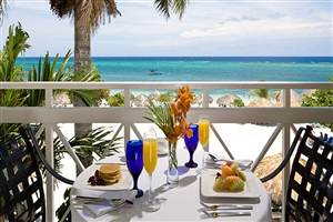 Caribbean Oceanview Luxury Room