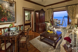 Governor'S General'S One Bedroom Oceanfront Plantation