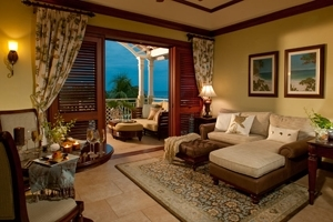 Crystal Lagoon Honeymoon Penthouse Oceanview One Bedroom Butler Suite