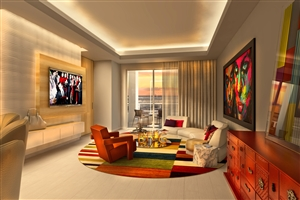 Xhale Club Master Suite