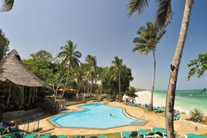 Baobab Beach Resort, South Coast