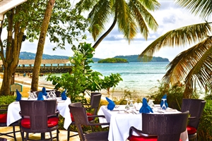 St James's Club, Morgan Bay, Saint Lucia