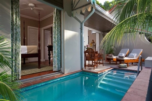 Honeymoon Hideaway One Bedroom Butler Suite With Private Pool