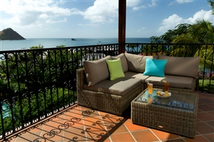 Ocean View Villa Suite, Pool & Roof Terrace