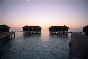 Sunset Water Suite