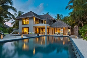 Two Bedroom Beach Residence