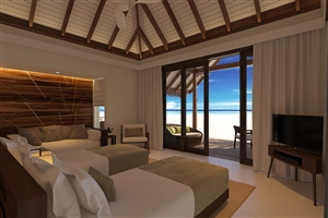 Family Beach Villa