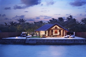 Premium Deluxe Beach Villa with Pool
