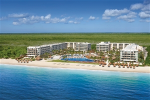 View of the Dream Riviera Cancun