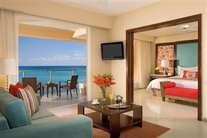 Preferred Club Suite Ocean Front View
