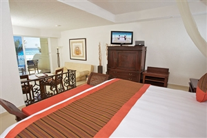 Gran Junior Suite Beachfront