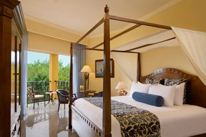 Preferred Club One Bed Honeymoon Suite Tropical View