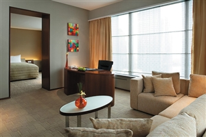 Twin Towers View Suite