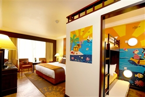Beach Wing Kids' Suite